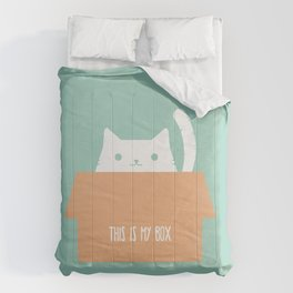 This is My Box Comforters