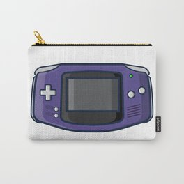 Retro Gaming: Game Boy Advance Carry-All Pouch