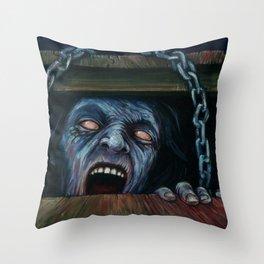 THE EVIL DEAD Throw Pillow