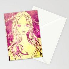 GIRL 2011-2015  Stationery Cards