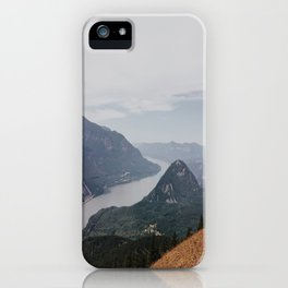 Columbia Gorge iPhone Case