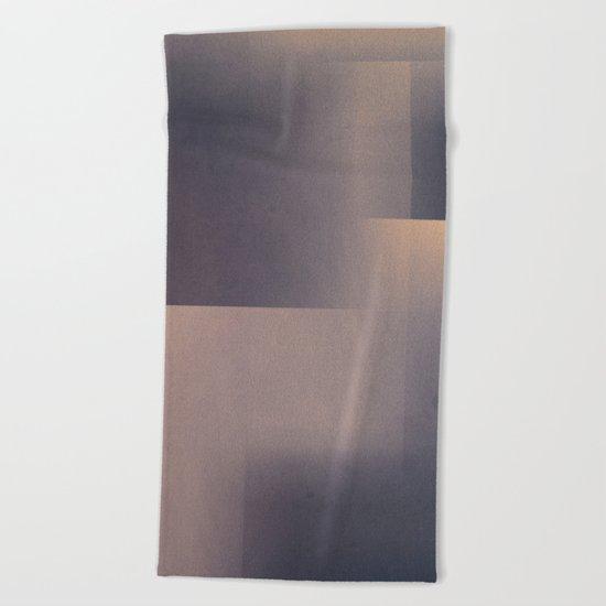 Abstract #160 Beach Towel