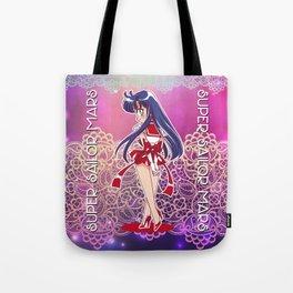 Chibi Sailor Mars Tote Bag