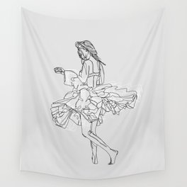 Sweet Freedom Wall Tapestry