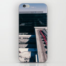 Waiting for Go iPhone Skin