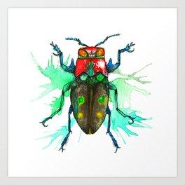 Beetle One Art Print