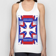 Colors of a Nation Unisex Tank Top