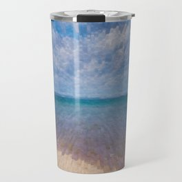 Running Water Travel Mug