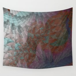 Crushed Glass Wall Tapestry