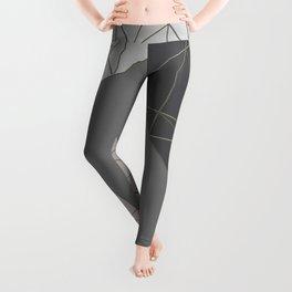 BROKEN (abstract geometric) Leggings