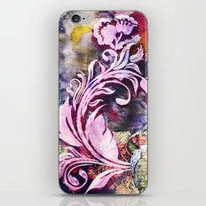 Safuli's Flower iPhone & iPod Skin