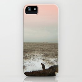 If I have you with me I do not fear anything iPhone Case