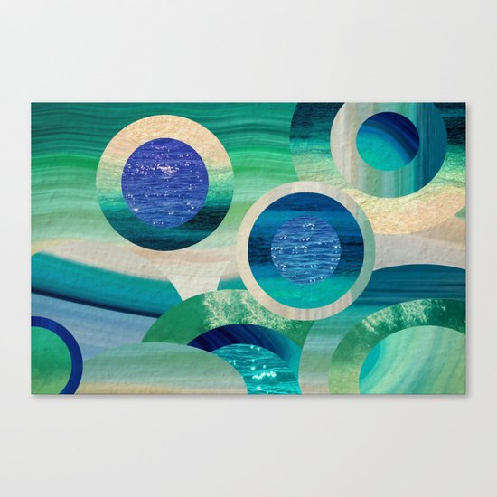 SEA-NCHRONICITY 2 Canvas Print