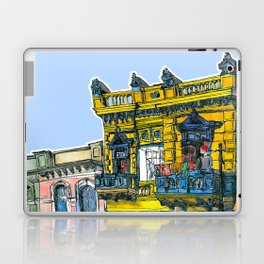 La Boca, Buenos Aires Laptop & iPad Skin
