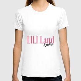 Custom LILI Radio Logo T-shirt