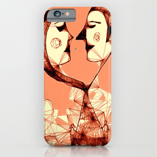 web of love iPhone & iPod Case