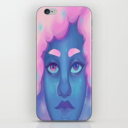 Starry eyed iPhone Skin