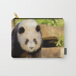 Giant Panda (digital painting) Carry-All Pouch