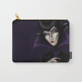 Maleficient Carry-All Pouch
