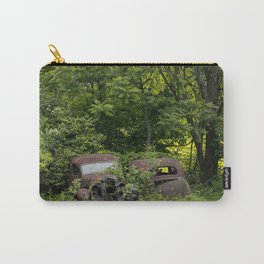 Long term parking Carry-All Pouch