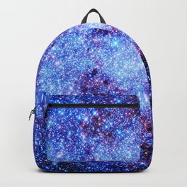 GAlaxy Periwinkle Stars Backpack
