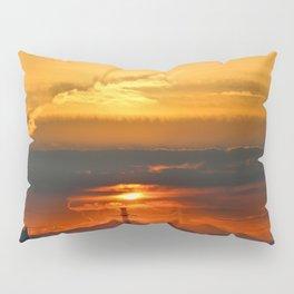 Sunset Horizon Pillow Sham