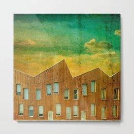 Metaphysical Landscape Metal Print