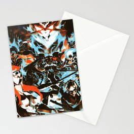 Gurren Lagann  Stationery Cards