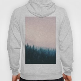 Pastel Forest Hoody