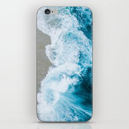 Ocean Overhead iPhone Skin