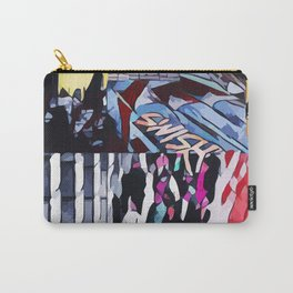 Abstract 50 #5 Carry-All Pouch