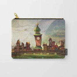 The Clock Tower Carry-All Pouch