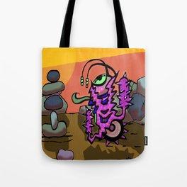 The Bobblegrinder Tote Bag