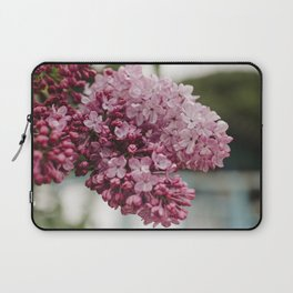 Spring Lilacs Laptop Sleeve