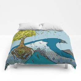 Forces of Nature Comforters