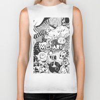 rave Biker Tanks featuring Philips Rave by MCART