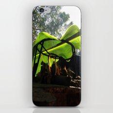 Bijao para la vida / Bijao for life iPhone & iPod Skin