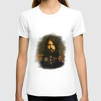 cross T-shirts featuring Dave Grohl - replaceface by replaceface