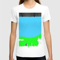 lonely T-shirts featuring Lonely by lookiz