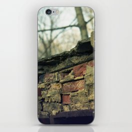 abandoned iPhone Skin