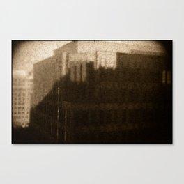 Cityscape #66 Canvas Print