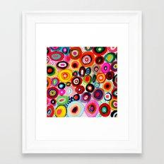 tourbillons Framed Art Print