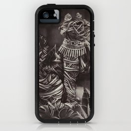 Sacred Cat Token iPhone Case