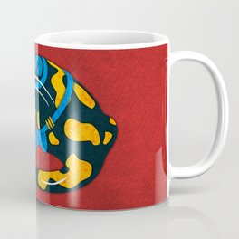Salamander Coffee Mug