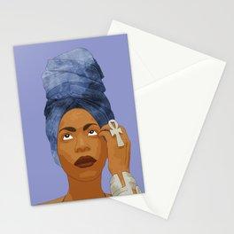 Erykah Badu, Purple Stationery Cards