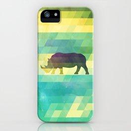 Orion Rhino iPhone Case