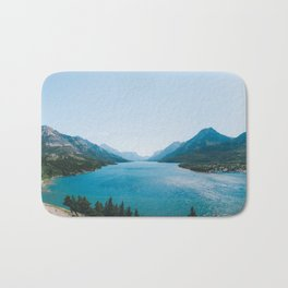 Waterton Lakes National Park II Bath Mat