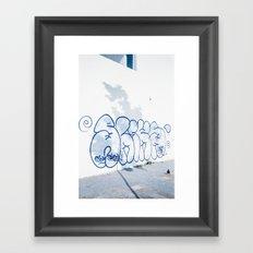 Sliks Framed Art Print
