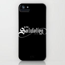 Ye Olde Salutation Inn iPhone Case