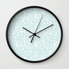 Damascus restful Wall Clock